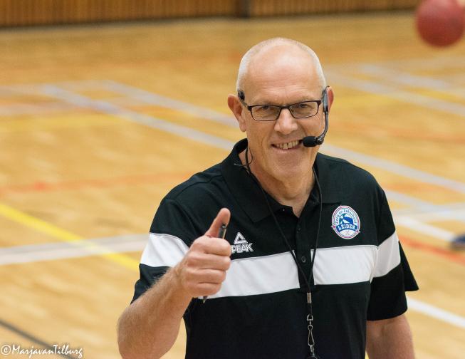 ZZ Leiden neemt afscheid van Bert Samson