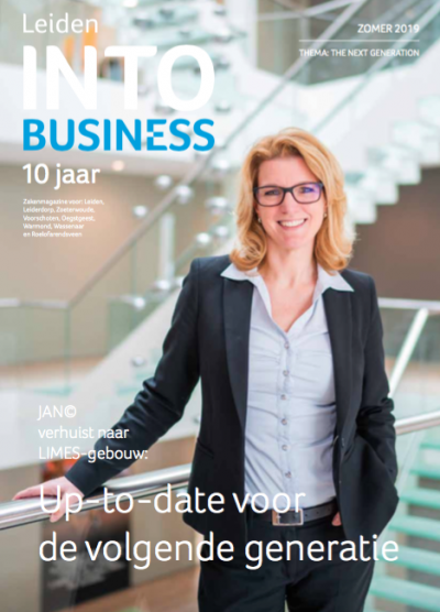 Leiden INTO business zomer 2019