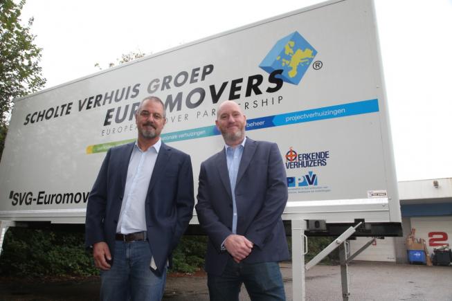 Thuiswerken bezorgt SVG-Euromovers meer werk