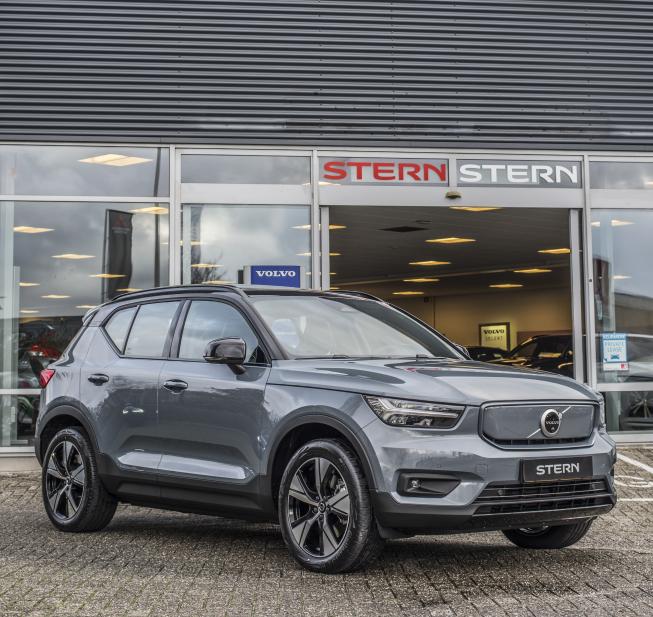 Stern 4V lanceert het nieuwe Recharge-modellengamma van Volvo