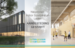 Start aanbesteding Indoor Sportcentrum
