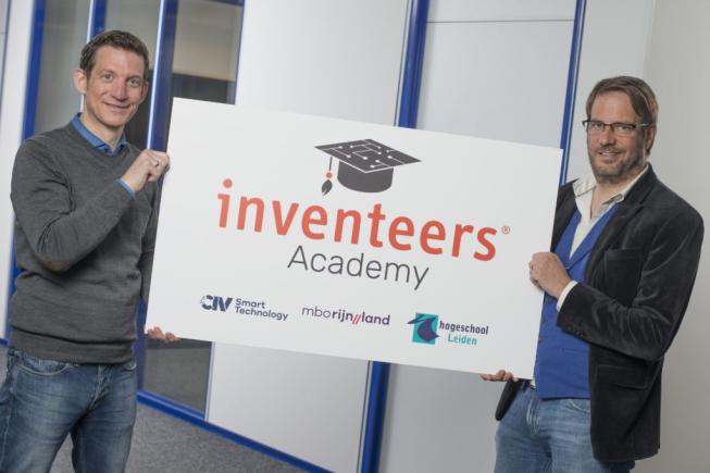 Leids ingenieursbedrijf Inventeers start eigen Academy