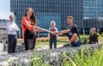 Zon op Leiden en gemeente Leiden sluiten Green Deal: Meer ruimte voor collectieve zonnepanelen