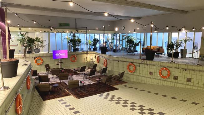 Opening The Pool als meest inspirerende hotspot van Leiden voor meetings & events